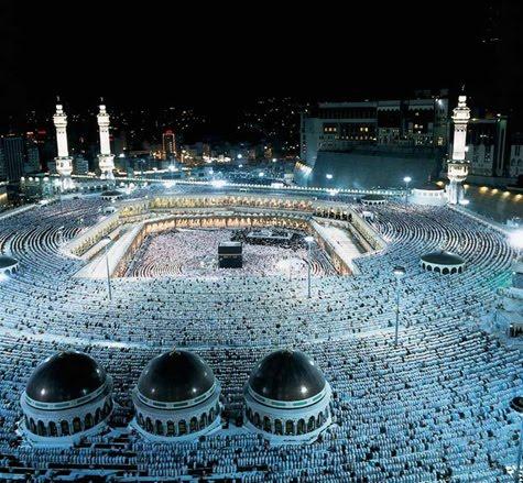 la mecca, luogo sacro