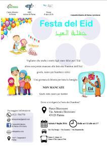 festa bambini eid